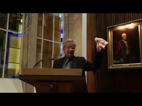 TCDT Launch: Sir Christopher Frayling's Speech