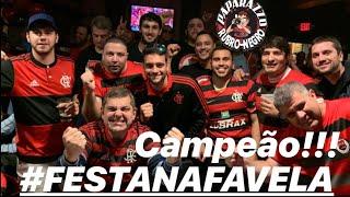 Pós-Título! Abriu a porteira do Mengão! Pode comemorar! Campeão Carioca 2019! Direto da FLAUSA NJ!