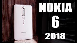 Nokia 6 (2018), он же Nokia 6.1 - быстрый обзор и первые впечатления