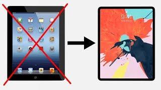PREMIERY Apple!  iPad Pro z USB-C i nowy Macbook Air