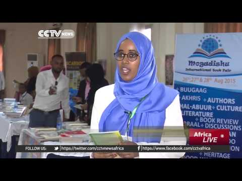 Somali capital hosts Mogadishu International Book Fair