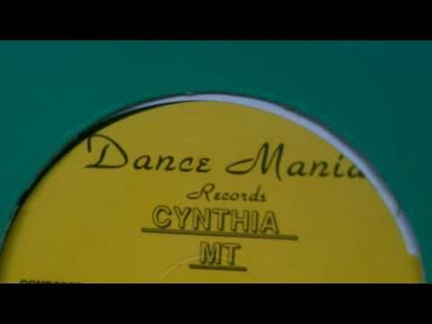 Cynthia Mt : I Can't Stop (Club Mix)