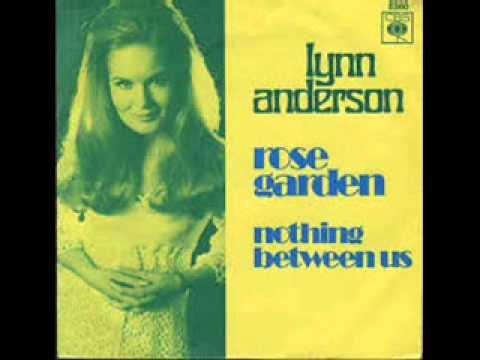 Lynn Anderson - Rose Garden 1970 - YouTube