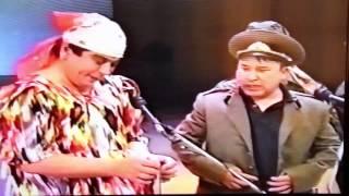 БАУЫРЖАН ШОУ - УЗБЕЧКА
