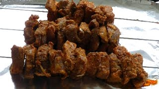 Greek style KEBABS with easy Marinade How to Make recipe