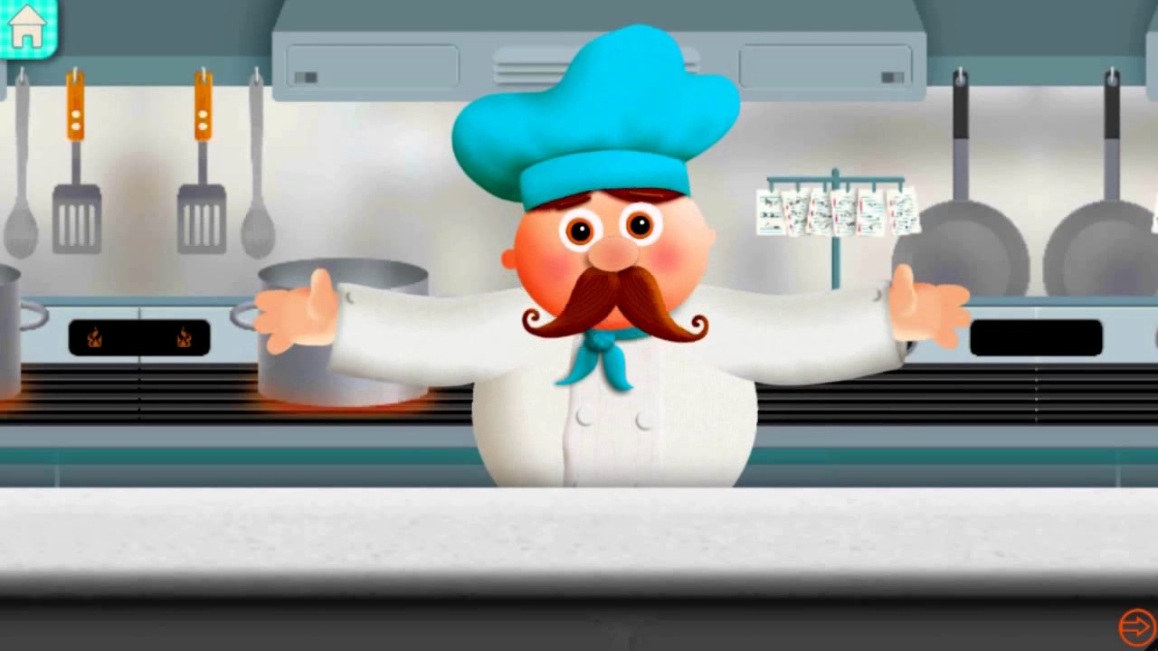 Cooking In The Kitchen   Best Cooking Games For Kids To Play  TOP SMART  APPS FOR KIDS Kids Games HD