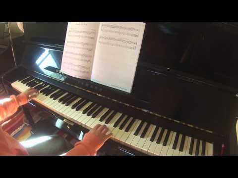 Scoobie Du Wup by Kerin Bailey ANZCA Modern Pianoforte grade 1 Series 2