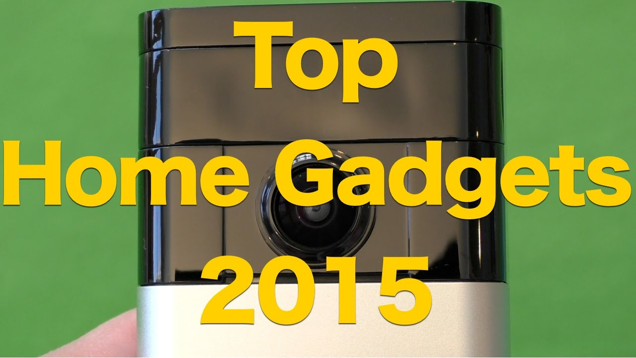 Top 4 home gadgets for 2015 from dad does cool tech for Best gadgets for home