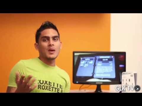 GLKtv: ep02 - [DC] Daelin interview and Mad Catz R.A.T 7 review