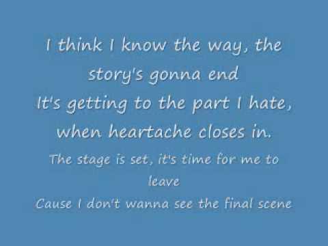 LeAnn Rimes Fade To Blue (lyrics)