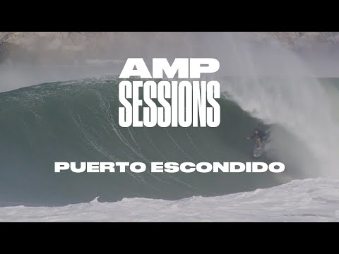 Puerto Escondido Goes XXL | SURFER Magazine: Amp Sessions Sept. 2018