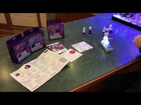 Magnesium Aquaforest Test Kit Pro