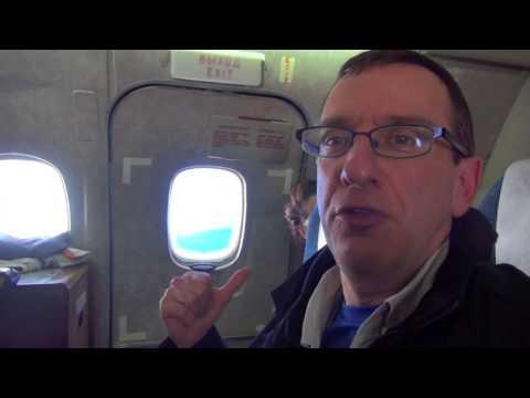 Sound Advice when Flying on a Tupolev Tu154 from a veteran aviation freak!