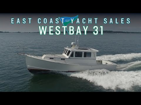 West Bay 31 SOLD by Ben Knowles from East Coast Yacht Sales