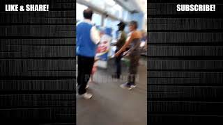 Black Friday 2017 The biggest fights in Walmart