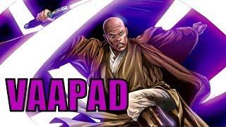 Why Mace Windu Didn't Fall to the Dark Side When Using Vaapad