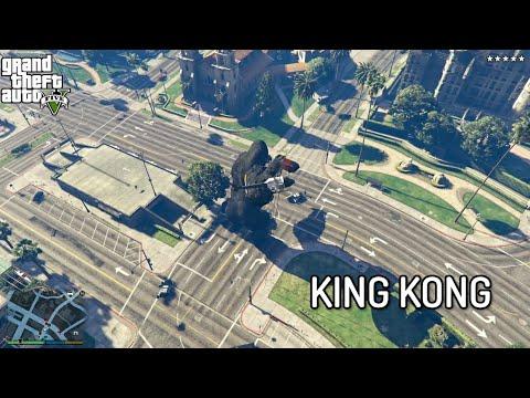GTA V nhưng Tôi Là King Kong