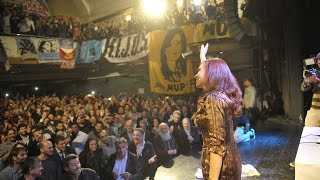 Discurso Cristina Fernandez de Kirchner en el ND Ateneo 20/04/2016
