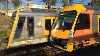 Sydney Trains Vlog 1110: Hornsby Part 10