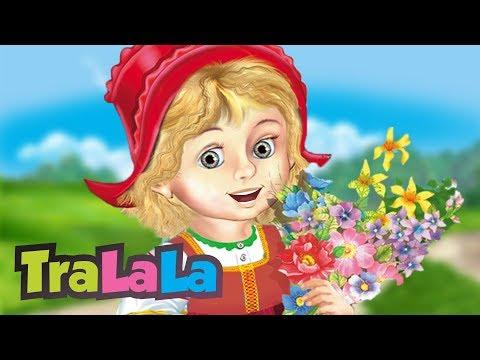 Cantec nou: Scufita Rosie - Povesti pentru copii in limba romana | TraLaLa