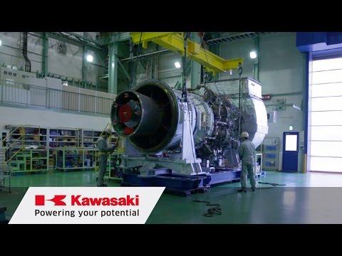 Kawasaki: Gas Turbine Division, Akashi / Seishin Works