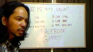 Ano ba ang value mo? [What is your value?]