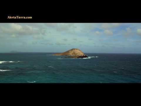 Noticias. Olas gigantescas o tsunamis por las mareas altas en Europa