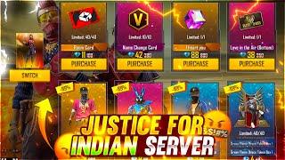 Justice For Indian Server Plz 😭😥-  para SAMSUNG A3,A5,A6,A7,J2,J5,J7,S5,S6,S7,S9,A10,A20,A30,A50,A70