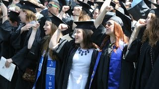 A & S Rises Up to Receive UVA Degrees