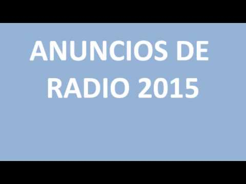 Anuncios Radio Primavera 2015 en España
