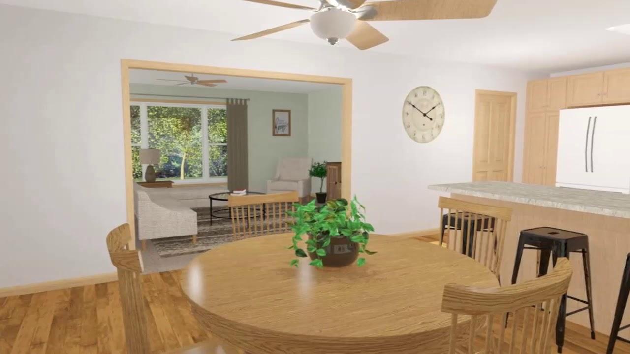 Custom Elderberry Model   Wausau Homes West Bend, WI   Becker Residence