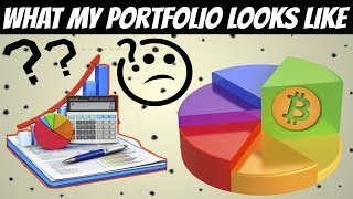 What Does My Cryptocurrency Portfolio Look Like ??  (Revealed)