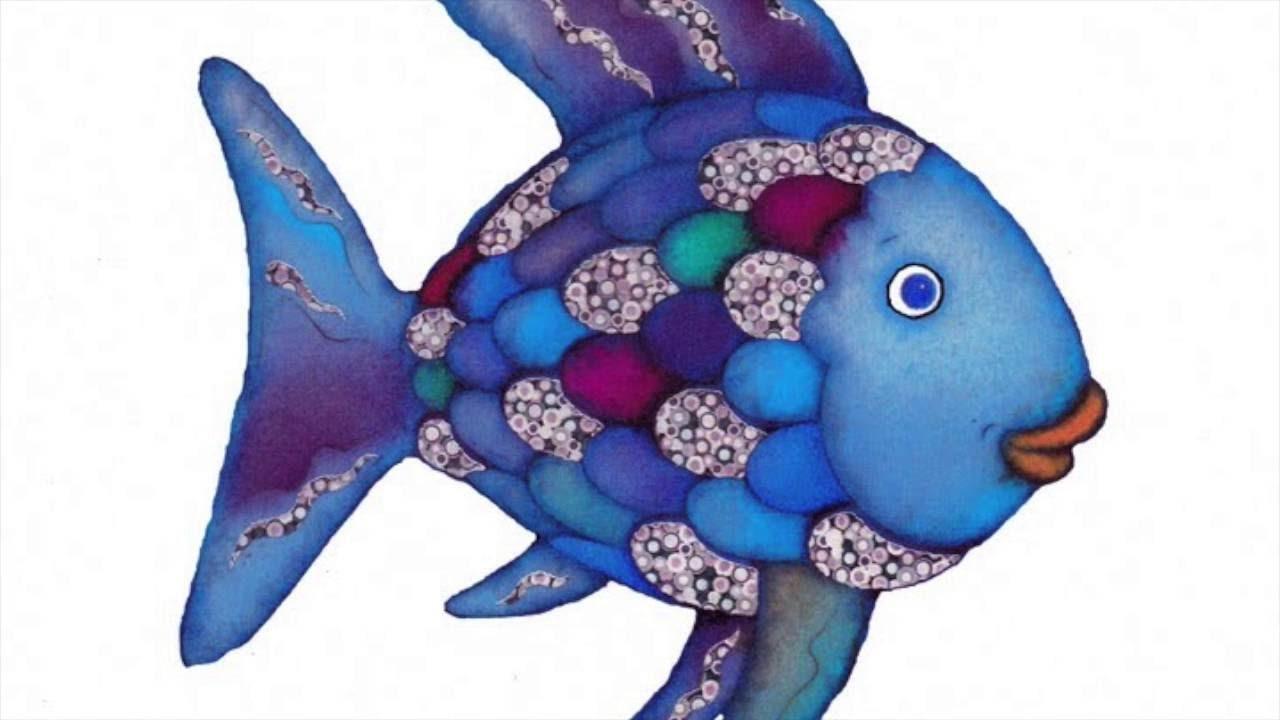 El pez arcoiris cuentacuentos español - YouTube