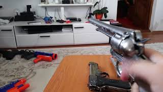 How fast can I shoot toy guns!