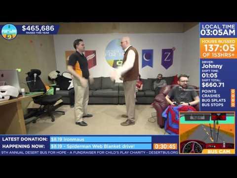 DB9 - Danish Clapping game: Ian vs Beej
