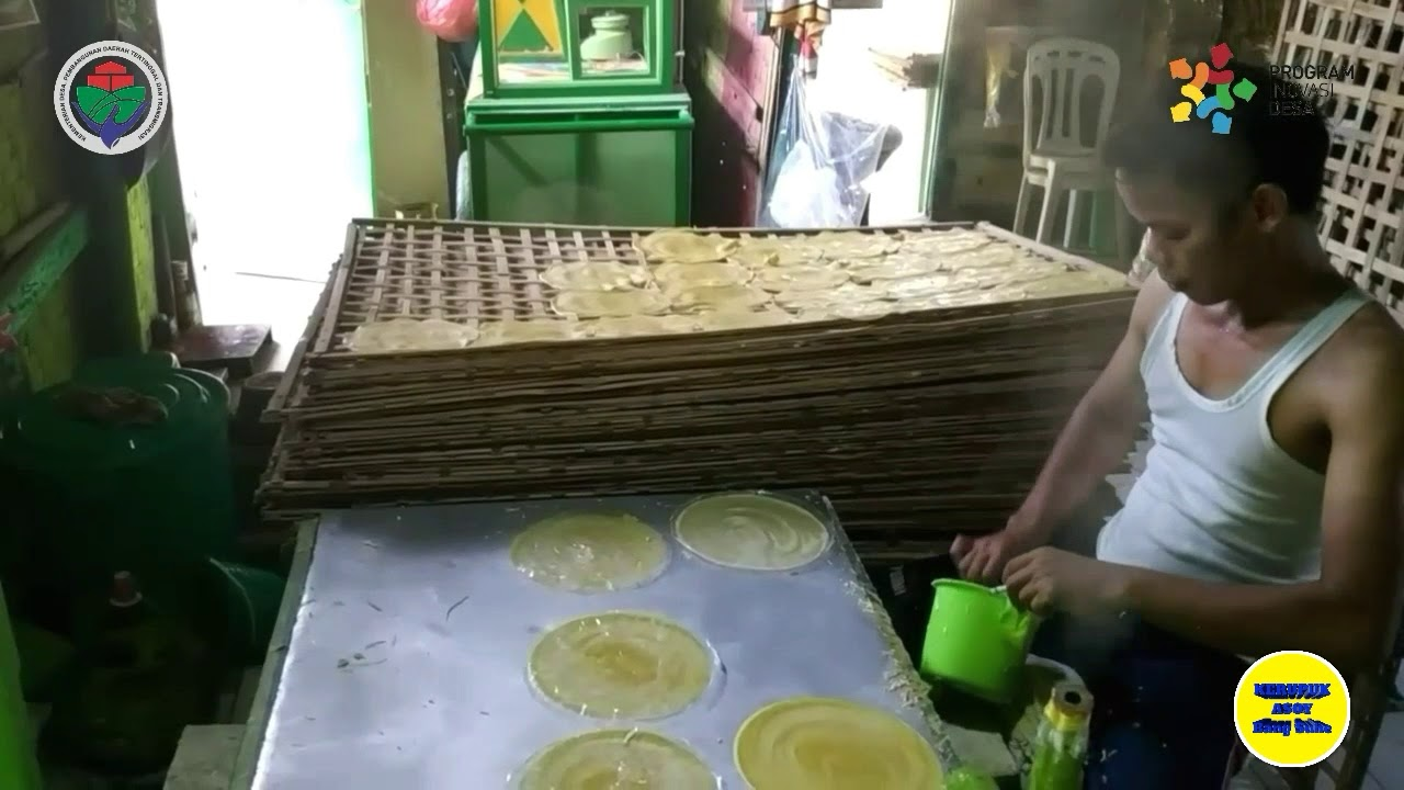Prudes Kerupuk Asoy Pak Suhe Program Inovasi Desa Tpid Leuwiliang Bogor Youtube
