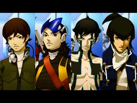 Shin Megami Tensei IV: Apocalypse - DLC: Messiahs in the Diamond Realm (Apocalypse Mode)