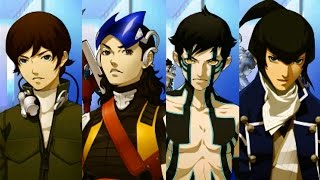 Shin Megami Tensei IV: Apocalypse - DLC: Messiahs in the Diamond Realm (Apocalypse Mode)
