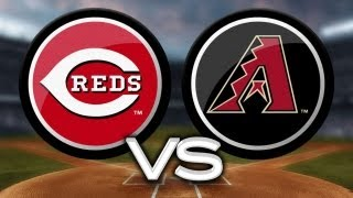 6/23/13: Reds take finale vs. D-backs behind Latos