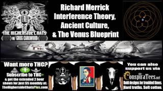 Richard Merrick | Interference Theory, Ancient Culture, & The Venus Blueprint