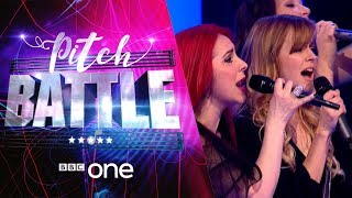 Riff Off: Vocally Bespoke vs Leeds Contemporary Singers – Pitch Battle: Episode 1 | BBC One