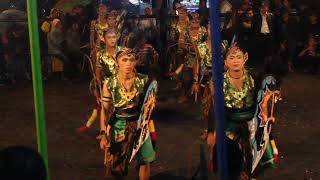 Jathilan Turonggo Mudho Cindelaras babak 1  part 2