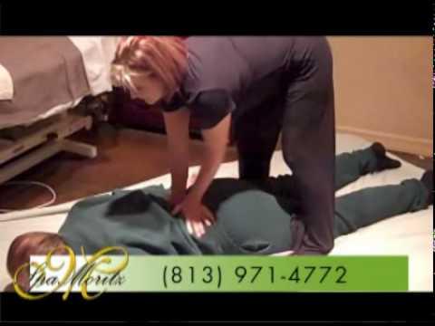 Therapeutic massage tampa: Hot Stone Massage