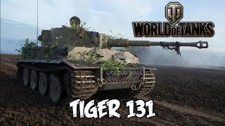 World of Tanks - Tiger 131