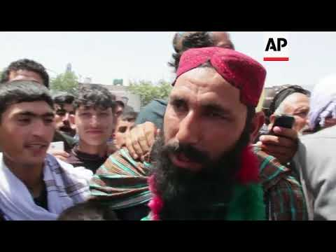 Taliban celebrates Eid in Kunduz after announcing 3-day ceasefire