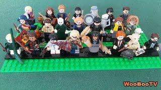 LASTENOHJELMIA SUOMEKSI - Lego Minifigures - Harry Potter ja ihmeotukset  - osa 11