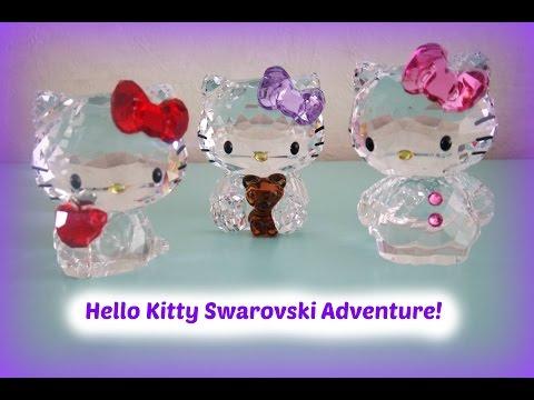Hello Kitty Swarovski Adventure!!