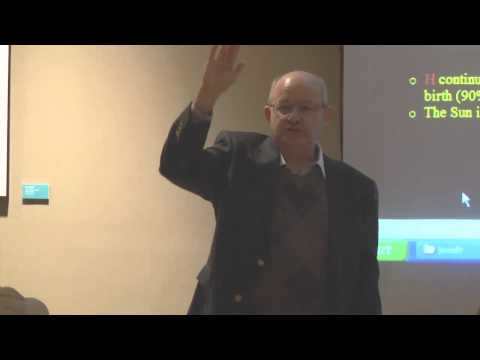 Stellar Evolution and Its Impact on the Evolution of Life - Darwin Day 2013