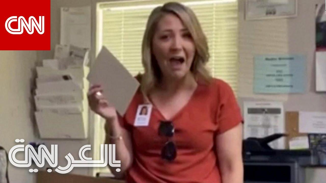 المغنية تايلور سويفت تفاجئ ممرضة برسالة مكتوبة بخط يدها وهدايا  - 21:58-2021 / 4 / 17