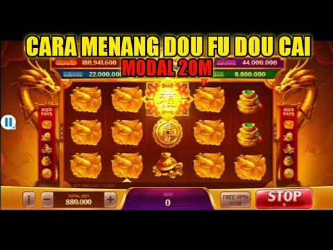 Download Cara Menang Dou Fu Dou Cai Modal 20M || Higgs Domino Indonesia